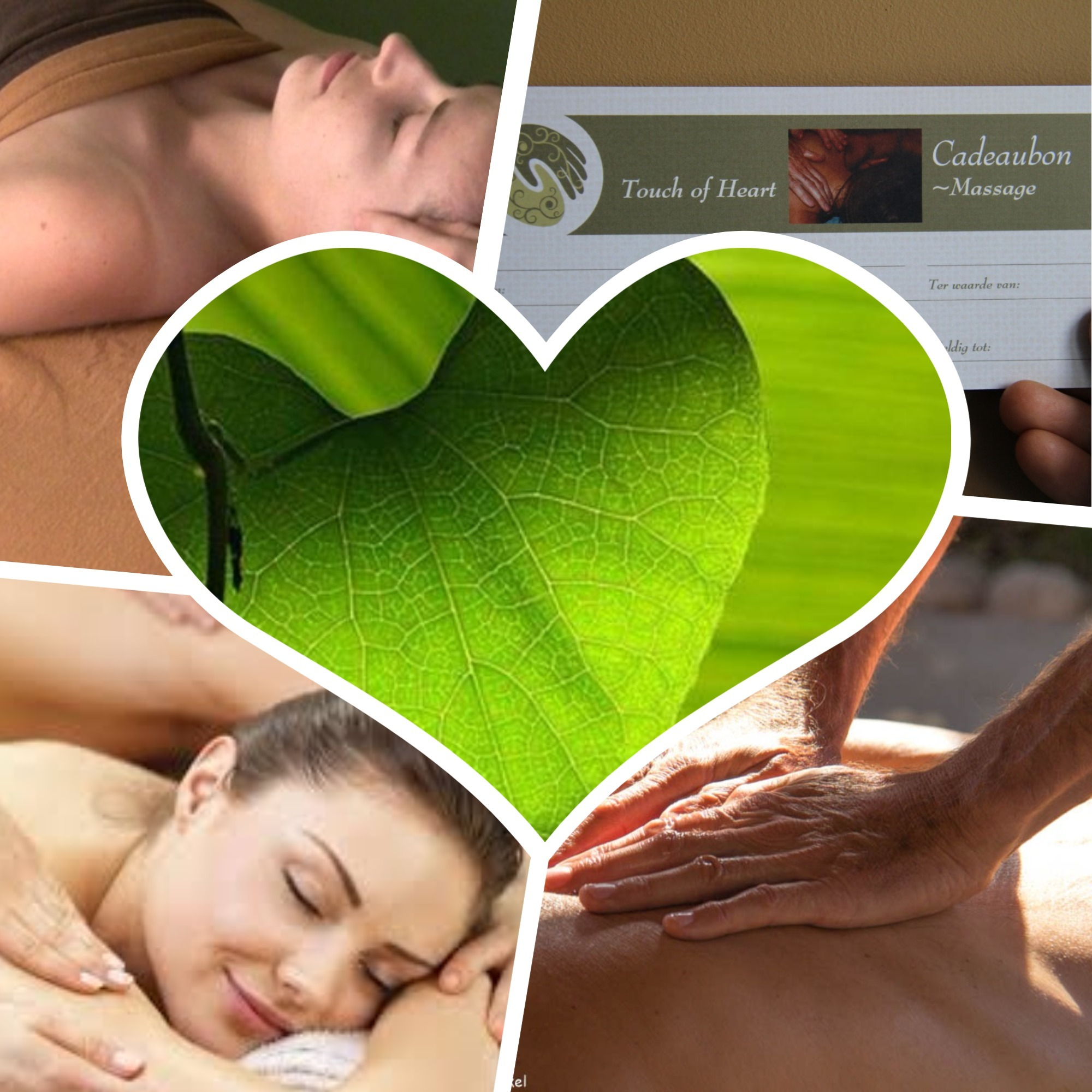 Touch of Heart massage